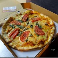 台南市美食 攤販 攤販其他 傑森窯烤柴燒披薩 照片