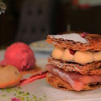 台中市美食 餐廳 異國料理 法式料理 La Chouette Pâtisserie 歐貝納法式甜點 照片