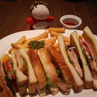 新北市美食 餐廳 異國料理 異國料理其他 UCC COFFEE SHOP 照片