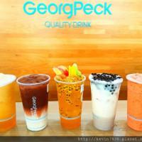 台中市美食 攤販 冰品、飲品 喬治派克 照片