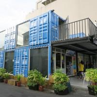 台中市美食 餐廳 飲料、甜品 飲料專賣店 Cuboid台中人氣貨櫃冰飲 照片