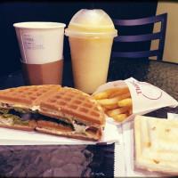 新北市美食 餐廳 飲料、甜品 飲料專賣店 U-like dessert cafe 賴客咖啡 照片