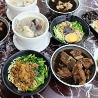 台中市美食 餐廳 中式料理 康寶十全藥燉排骨 照片