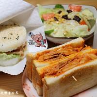 台北市美食 餐廳 中式料理 中式早餐、宵夜 小豬啃飯團 照片