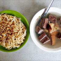 台中市美食 餐廳 中式料理 小吃 進德路炒麵 照片