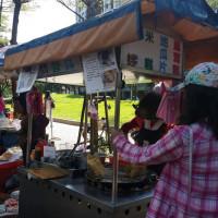 台北市美食 餐廳 中式料理 小吃 謙和市場 文昌宮 蚵嗲攤 照片
