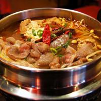 台北市美食 餐廳 中式料理 川菜 巴蜀香 照片