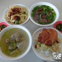 台中市美食 餐廳 中式料理 小吃 康康豬豬血湯 照片