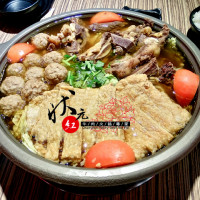 台北市美食 餐廳 火鍋 涮涮鍋 狀元紅牛肉火鍋專家(林森店) 照片
