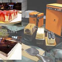 台北市美食 餐廳 烘焙 CheeseCake1(新光三越A4館B2) 照片