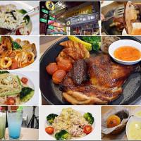 台中市美食 餐廳 異國料理 美式料理 克拉格烤雞 照片
