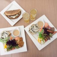 新北市美食 餐廳 飲料、甜品 倍樂堤鬆餅Palette waffle 照片