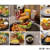 台南市美食 餐廳 異國料理 美式料理 Kook美式餐廳 照片
