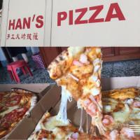 雲林縣美食 攤販 異國小吃 HAN'S PIZZA翰斯比薩 照片