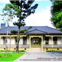 台南市休閒旅遊 景點 古蹟寺廟 原臺南廳長官邸 照片