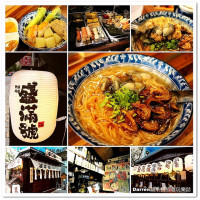 宜蘭縣美食 餐廳 中式料理 小吃 盛滿號蚵仔麵線關東煮烤物 照片