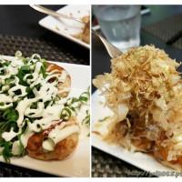 台北市美食 餐廳 異國料理 日式料理 六甲章魚燒 照片