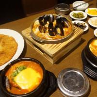高雄市美食 餐廳 異國料理 韓式料理 玉豆腐 照片