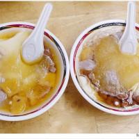 新北市美食 攤販 冰品、飲品 阿姿豆花攤 照片