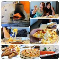 桃園市美食 餐廳 速食 披薩速食店 來我家吃披薩手工窯烤專賣店 照片