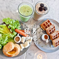 台南市美食 餐廳 異國料理 異國料理其他 猛男咖啡2.0 照片