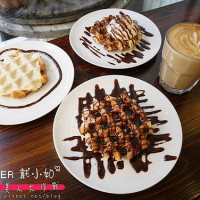 台北市美食 餐廳 咖啡、茶 咖啡館 Ray Café(銳咖啡) 照片