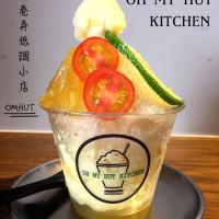 台南市美食 餐廳 飲料、甜品 剉冰、豆花 O M HUT 照片