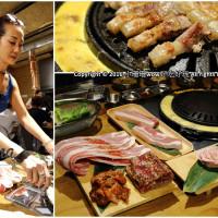 新北市美食 餐廳 餐廳燒烤 燒肉 MANNA 만나 韓式烤肉專門店 照片