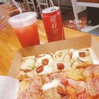 高雄市美食 餐廳 異國料理 義式料理 Square Pizza al Taglio 方 大魯閣草衙道店 照片