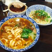 台北市美食 餐廳 中式料理 麵食點心 牛肉麵.雞湯 照片