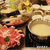 台北市美食 餐廳 火鍋 涮涮鍋 品湯。白色麻辣鍋專賣店 照片