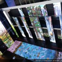 台北市休閒旅遊 景點 展覽館 中國信託軟體園區 照片