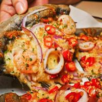 台北市美食 餐廳 異國料理 義式料理 客意比薩 民權店 照片