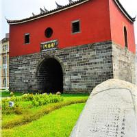 台北市休閒旅遊 景點 古蹟寺廟 北門 照片