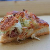 桃園市美食 餐廳 異國料理 美式料理 3個娃1個爸(野趣)柴燒窯烤Pizza 照片