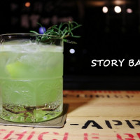台南市美食 餐廳 飲酒 Lounge Bar STORY BAR 故事小酒館 照片