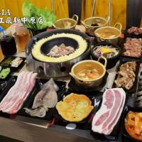 桃園市美食 餐廳 異國料理 韓式料理 AGMA起司惡魔(中壢中原店) 照片