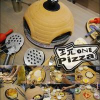 台中市美食 餐廳 異國料理 美式料理 玩one pizza 大墩店 照片