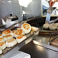 桃園市美食 餐廳 中式料理 麵食點心 虎頭山水煎包 照片