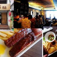 台南市美食 餐廳 異國料理 美式料理 Brick磚塊 早午餐 酒吧 照片