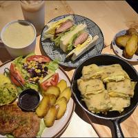 台中市美食 餐廳 中式料理 中式早餐、宵夜 創意廚房早午餐 照片