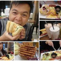 桃園市美食 餐廳 異國料理 美式料理 豐滿總匯三明治中原店 照片