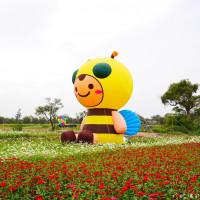 桃園市休閒旅遊 景點 景點其他 2016桃園花彩節 照片