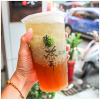 高雄市美食 餐廳 飲料、甜品 飲料專賣店 水巷茶弄-富國店 照片