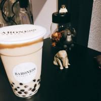 台北市美食 餐廳 飲料、甜品 飲料專賣店 Baroness小黑糖 照片