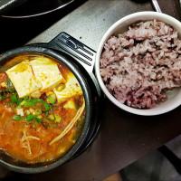 台中市美食 餐廳 異國料理 韓式料理 火板大叔韓國烤肉 照片