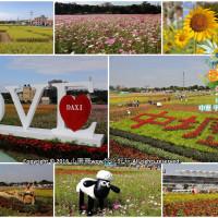 桃園市休閒旅遊 景點 景點其他 2016桃園花彩節中壢場 照片