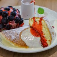 高雄市美食 餐廳 飲料、甜品 飲料、甜品其他 WOOSAパンケーキ屋莎鬆餅屋 (高雄大遠百店) 照片