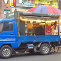 新北市美食 攤販 台式小吃 民權路沙威瑪 照片