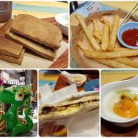 高雄市美食 餐廳 異國料理 南洋料理 好運土司商行(大魯閣店) 照片